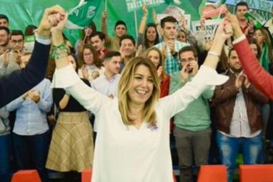 Susana Díaz seguirá el debate electoral desde la sede del PSOE de Almería