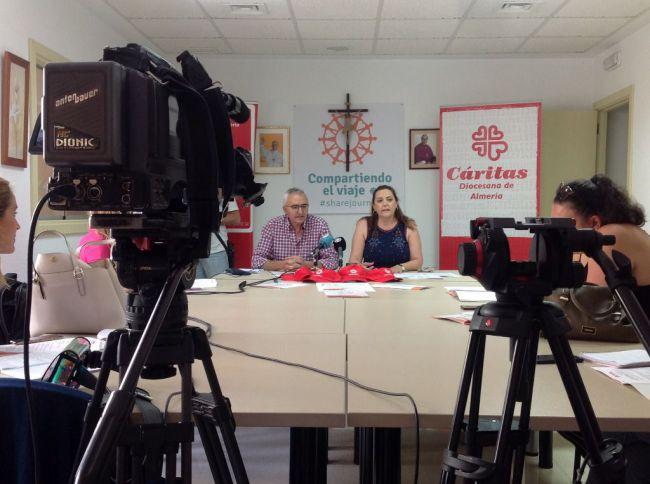 Cáritas celebra este sábado su Encuentro Anual de Voluntarios