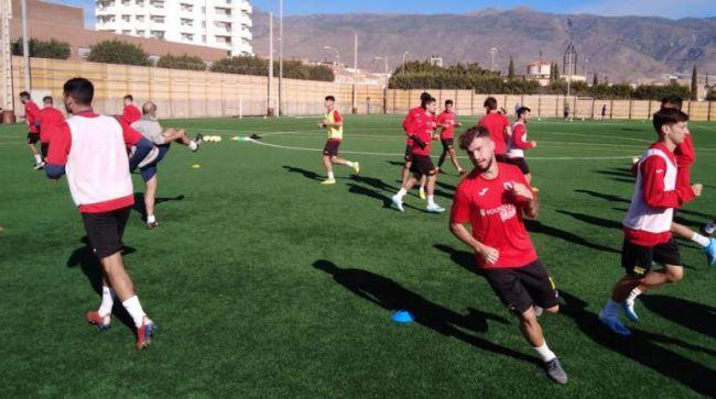 El CD El Ejido empieza el miércoles la preparación ante el Real Jaén