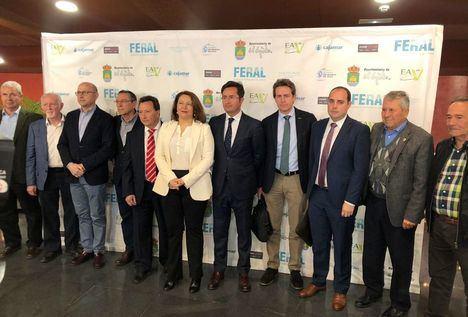 FERAL y la Mesa del Agua de Almería apoyan el paro general agrario