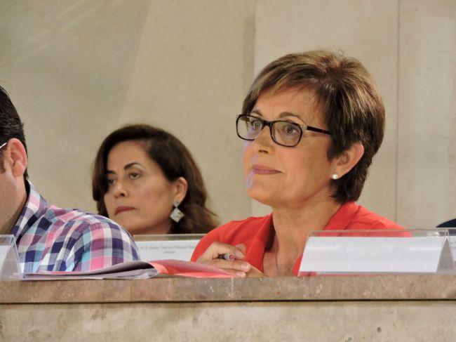 """Valverde (PSOE): """"Es una satisfacción que las obras del soterramiento y el AVE avancen"""""""