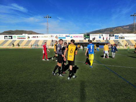 El Berja CF reanuda la competición dispuesto a cambiar su trayectoria en San Pedro