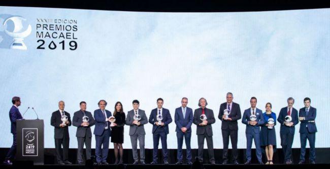 Los Premios Macael 2019 reconocen a tres emblemáticas obras con productos by Cosentino