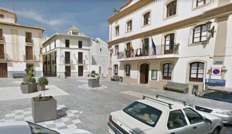 Diputación renueva las redes hídricas de Tíjola con 450.000 €