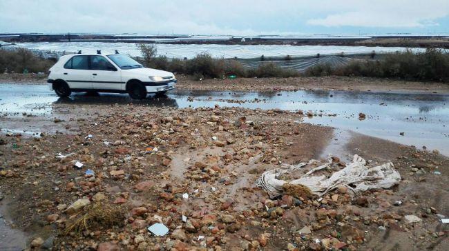 Almería recibe 3 millones de euros en obras hidráulicas de emergencia por la DANA