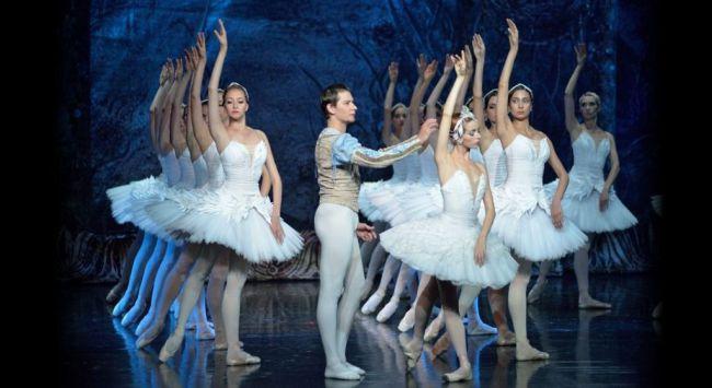 'El Lago de los Cisnes' en diciembre en el Auditorio Maestro Padilla