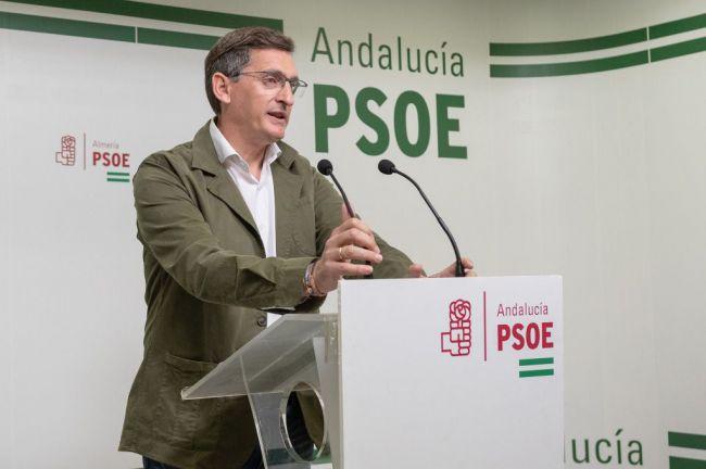 El PSOE dice que para la Junta Los Vélez 'no existen'