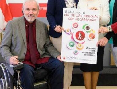 Bajan en Almería los contratos a personas con discapacidad el 1,2%