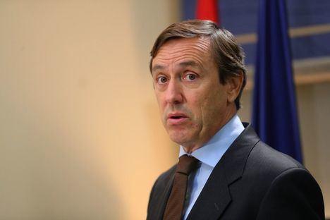 Hernando (PP), elegido secretario tercero de la Mesa del Senado