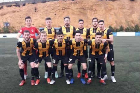 El Berja CF suma un punto en el terreno de juego del Villanueva