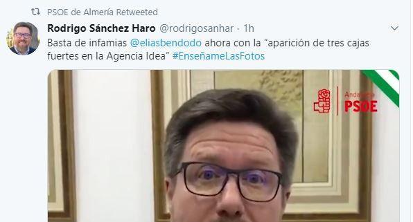 Sánchez Haro pide las fotos de las cajas fuertes de IDEA pero reconoce su existencia