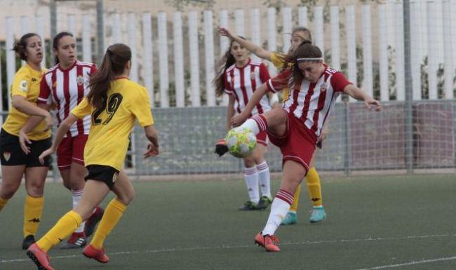 El Almería femenino vuelve el domingo a la competición
