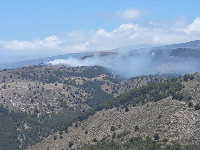 Canal Sur mostrará la lucha contra los incendios forestales en Almería