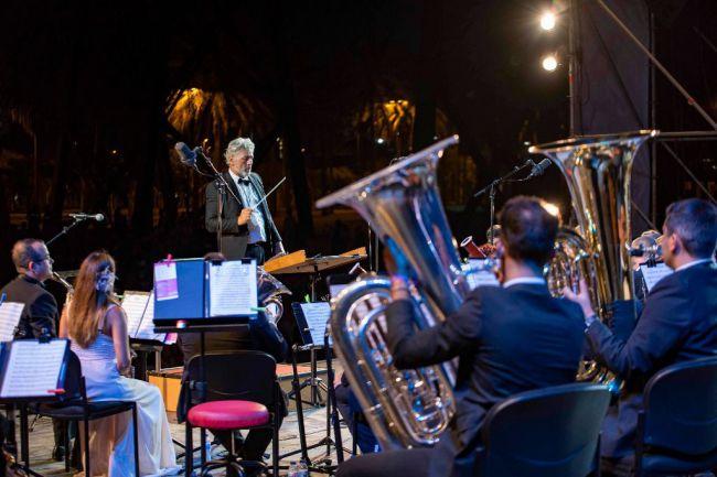 Concierto de Navidad de la Banda Sinfónica y la Unidad de Música de la Legión