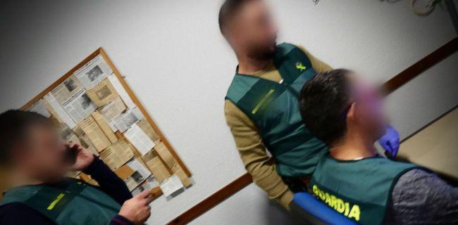 Dos detenidos por siete robos y dos hurtos en viviendas de Roquetas