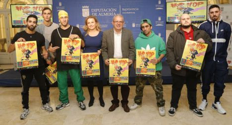 El Festival 'Hip Hop Street' de Vícar se mantiene como referente de la cultura urbana