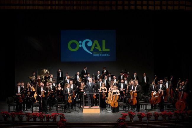 La OCAL ultima su tradicional concierto de Año Nuevo
