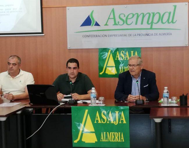 El 'modelo Almería' deja de ser rentable según ASAJA