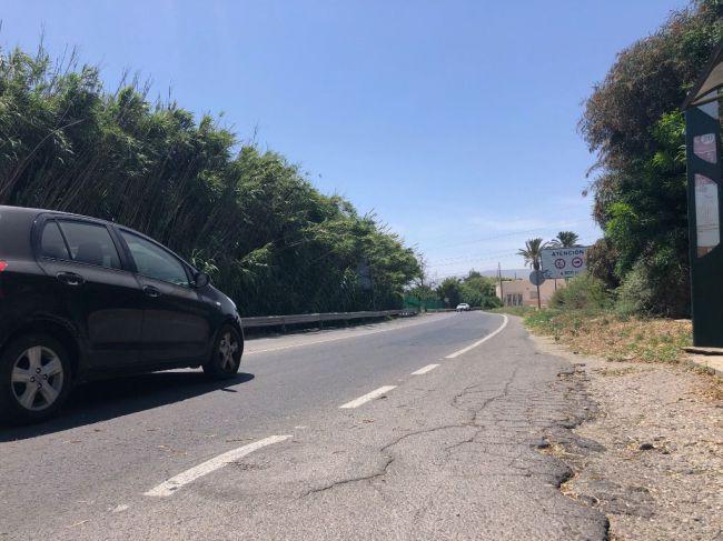 14,90 millones de euros para obras en carreteras de Almería