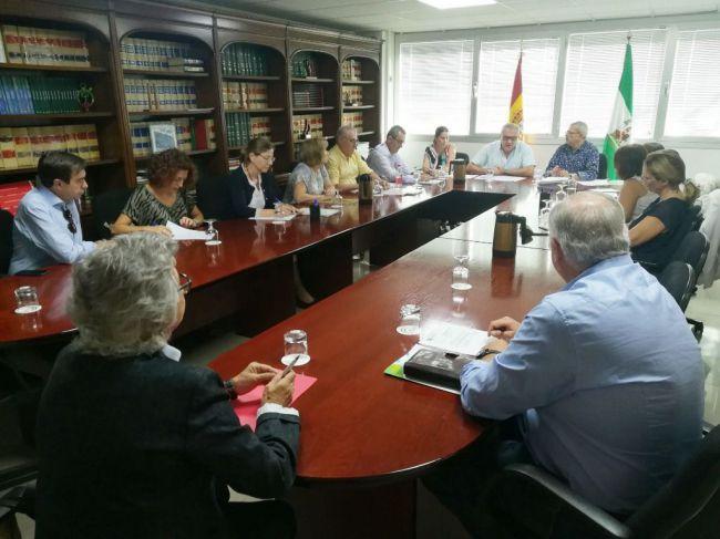 El SAE abre sus puertas a las 19 agencias de colocación de Almería