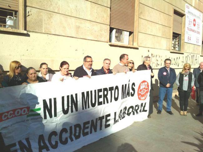 Dos fallecidas por accidente laboral en Almería