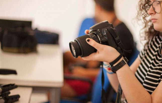Dos almerienses se llevan los dos accesit del II Certamen de Fotografía Digital 'En buena edad'