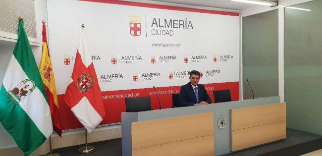 Cs ofrece su colaboración 'para poner Almería en marcha'