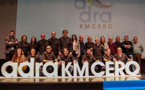 Adra presenta el proyecto 'KMCERO' en FITUR
