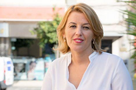 """Sonia Ferrer: """"No están en riesgo las inversiones de Almería por los pactos"""""""