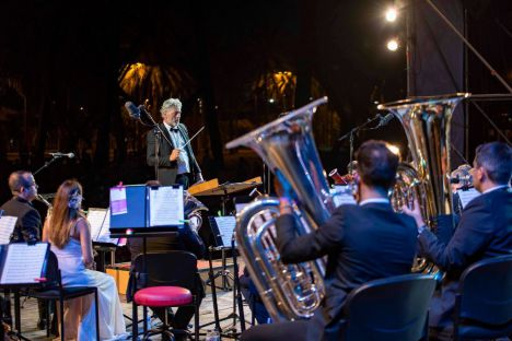 Siete conciertos este invierno de la Banda Sinfónica de Almería