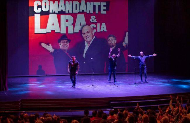 A la venta las entradas para 'Por Los Pelos', 'Comandante Lara & Cía' y 'Los Morancos'