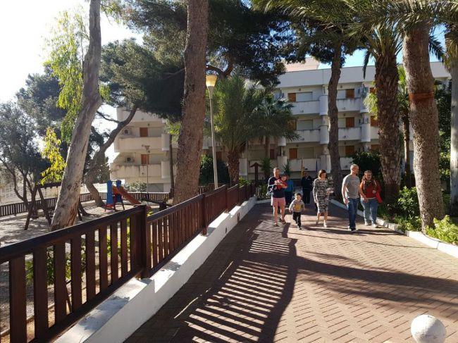 La Junta baja el tope para acceder gratis a la residencia de tiempo libre de Aguadulce