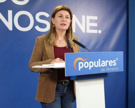 """El PP afirma que Moreno ha traído """"certidumbre, estabilidad e inversión"""" a Almería"""
