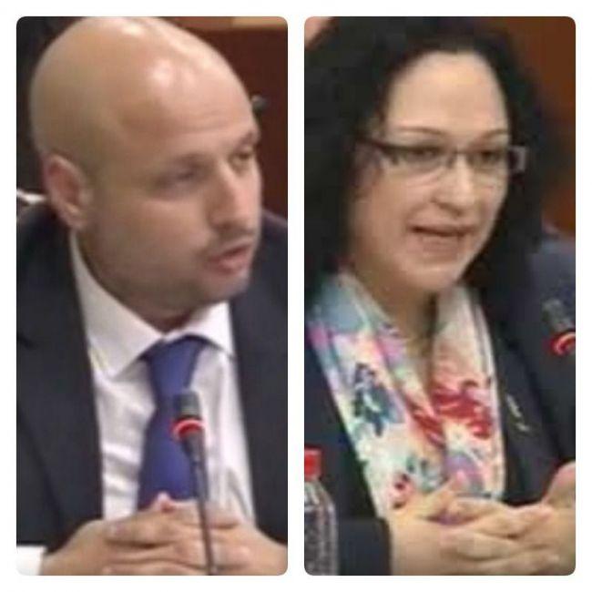 Luz Belinda deja Vox pero se queda como parlamentaria no adscrita