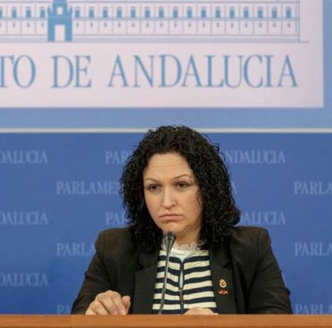Vox destituye a Luz Belinda tras anunciar ella que se va