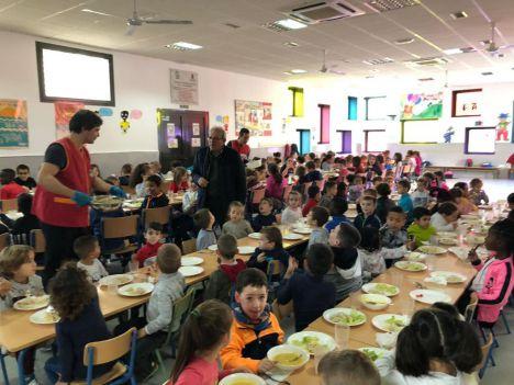 Colegios de Almería, Níjar, Vícar, La Mojonera, Roquetas y El Ejido podrán acogerse a un plan contra fracaso escolar