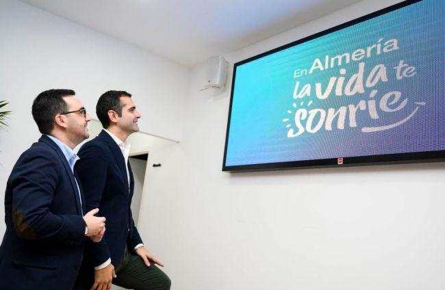 La ciudad de Almería lleva su 'sonrisa' a FITUR