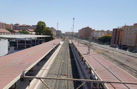 Renfe desplazará por carretera a los usuarios de los trenes Madrid-Almería