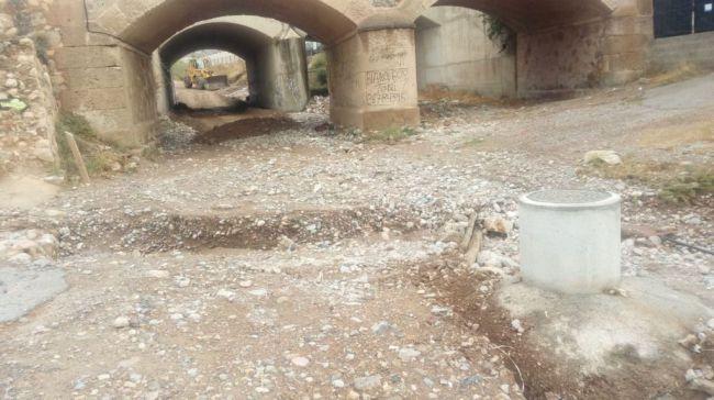 El granizo se cobra una vida en Níjar