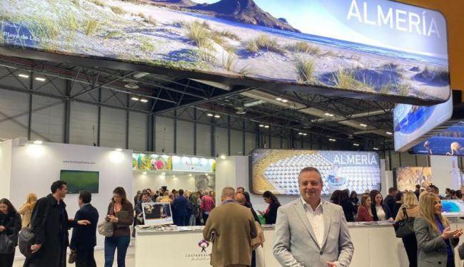 Almería cerró 2019 con el mayor gasto medio por turista de toda la serie histórica