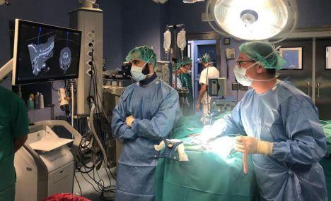 El Hospital de Poniente triplica las donaciones de órganos y tejidos en 2019