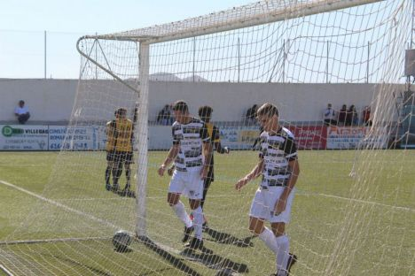 El Berja CF gana al Alhaurino