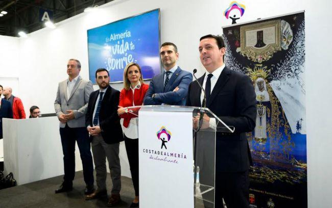 'Costa de Almería' celebra el 'éxito de público' en FITUR