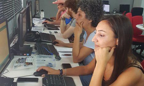 Actividades en los Centros Guadalinfo por el Día Europeo de la Protección de Datos