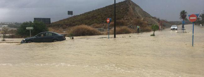 El Gobierno central prepara una defensa integral de la costa de Almería ante el cambio climático