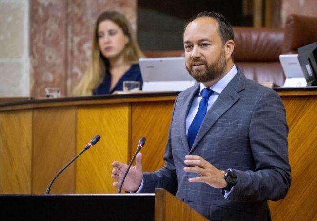"""Herrera aplaude """"la rapidez"""" de la Junta con los agricultores de Níjar, Antas y Los Gallardos"""