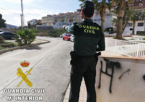 15 detenidos por robar en Serón y Alcontar utilizando retroexcavadoras