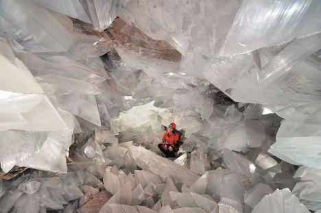 40.000 visitas a la Geoda Gigante de Pulpí en seis meses