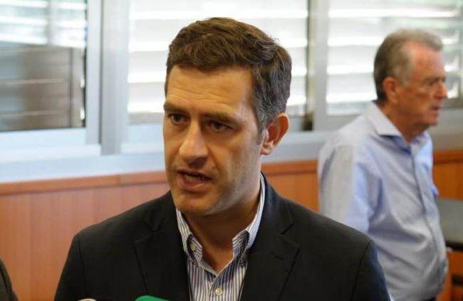 El PP pide una reforma integral de todo el Cañarete para evitar desprendimientos