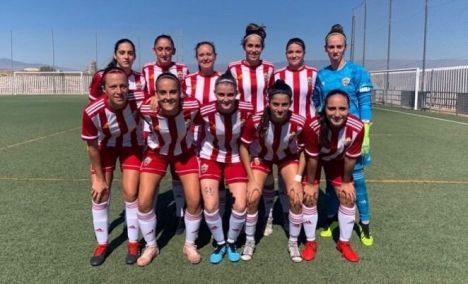 El Almería Femenino juega este domingo en casa contra el Málaga CF